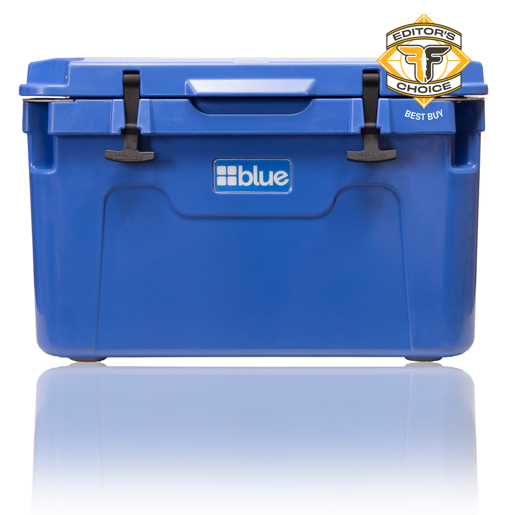 NTPC Customized - 55 Quart Ice Vault Cooler from Blue Coolers