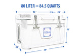 Big & Small Bundle - 80L + 25L