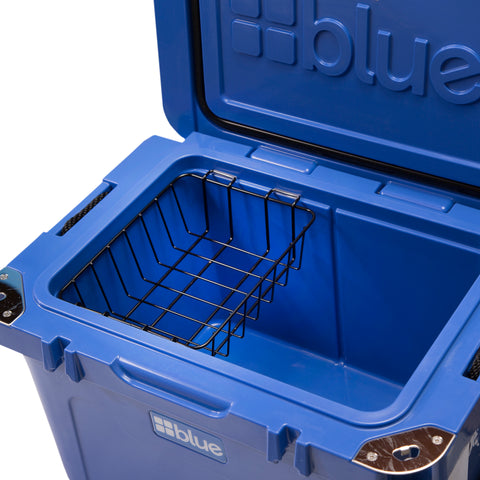 Accessory - Blue Cooler Dry Basket