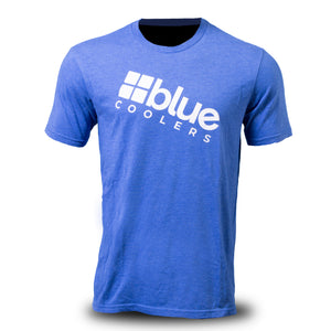 Apparel - Blue Coolers Trademark T-Shirt (Blue)
