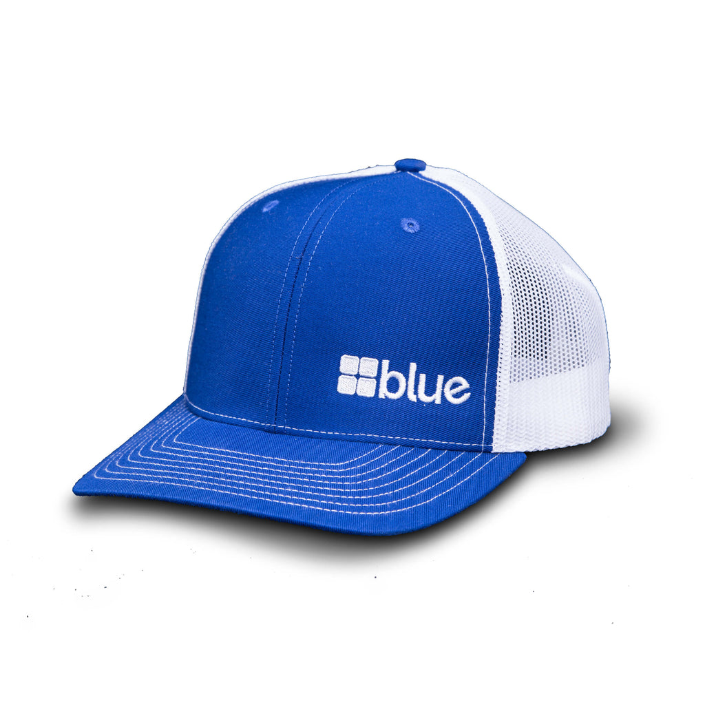 Blue Coolers Trucker Hat