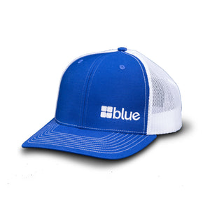 Apparel - Traditional Trucker Hat - Blue Coolers