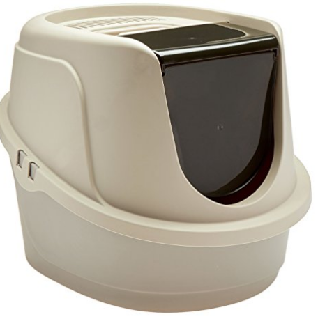 (AK, HI, PR Only) Hooded Cat Litter Box (Standard)