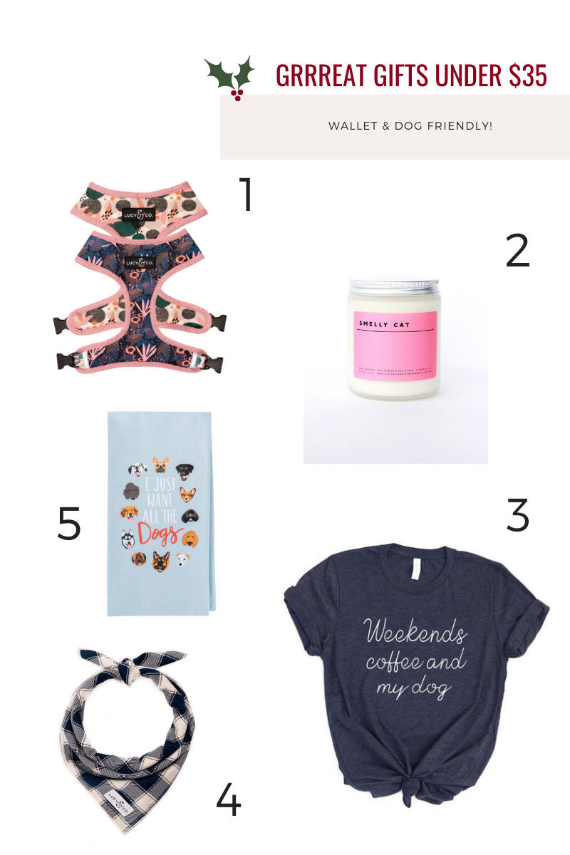 Gifts Under $35 Hunter & June Holiday Gift Guide 2019