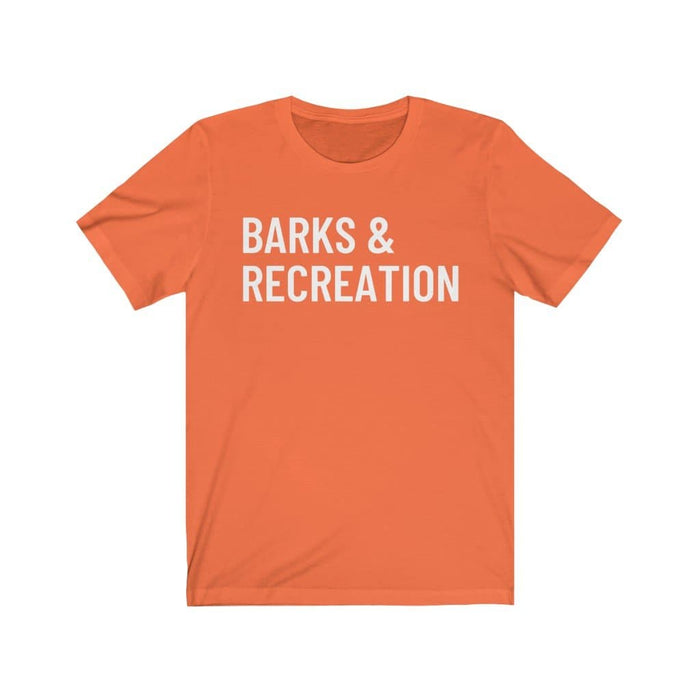 Barks & Recreation Tee