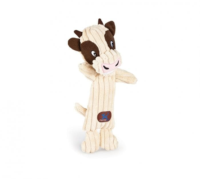 Cow Tennis Ball Plush Toy