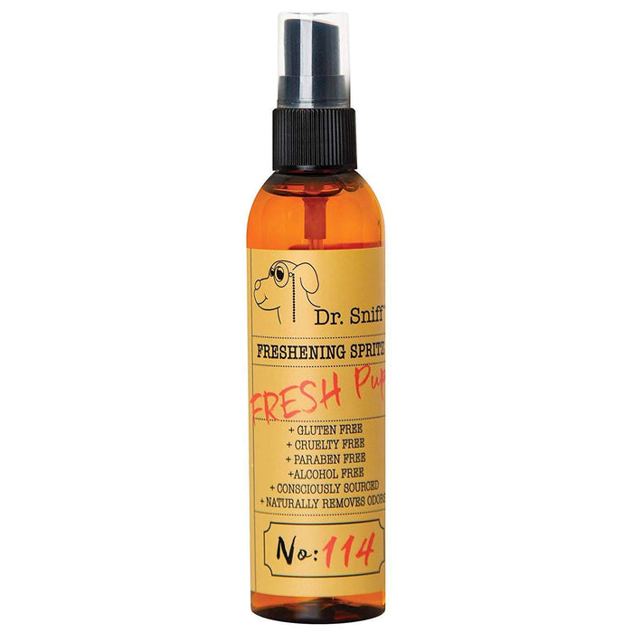 Dog Freshening Spray - Fresh Pup - Hunter & June