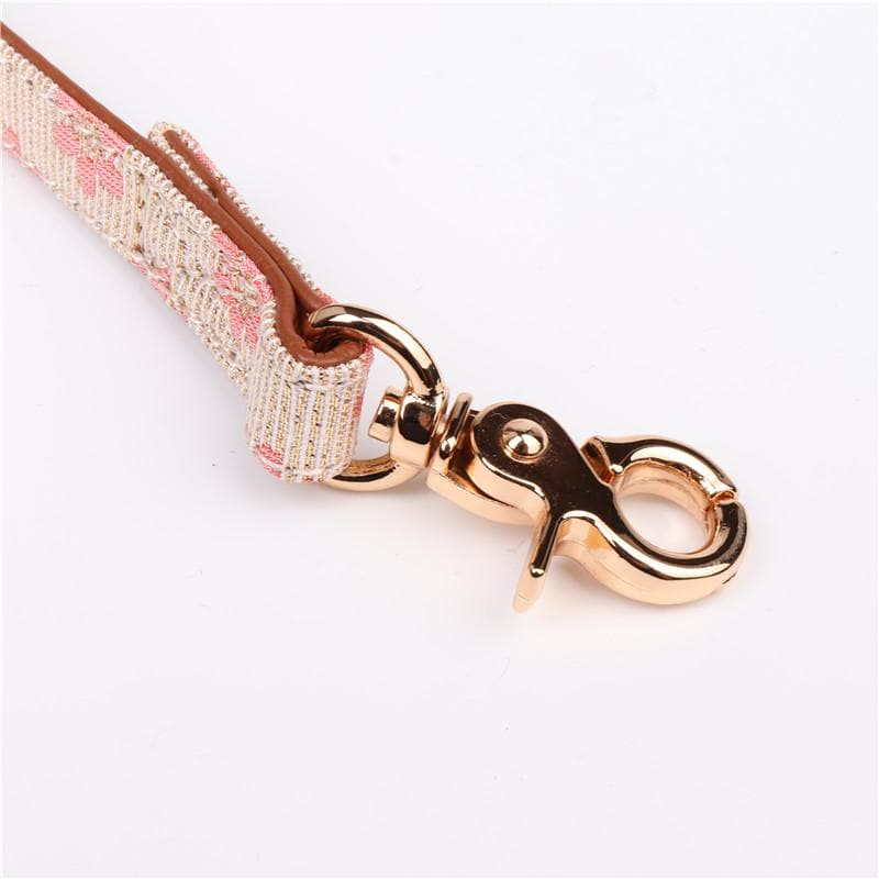Floral Pattern Leash - Hunter & June