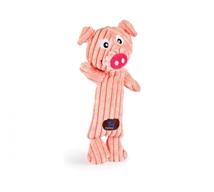 Pig Tennis Ball Plush Toy