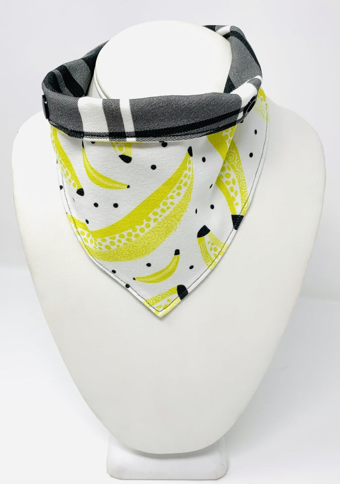 The Real Peel Reversible Snap Bandana - Hunter & June
