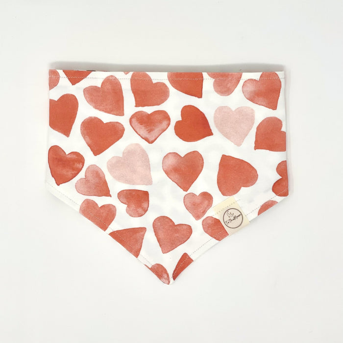 I Woof You Reversible Snap Bandana - Hunter & June
