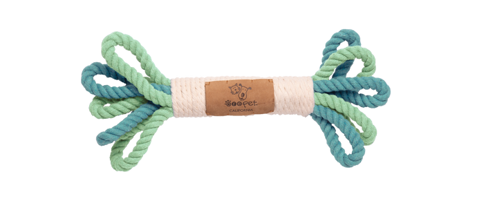 Loop Rope Toy Jade - Hunter & June