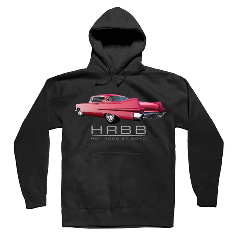 HRBB Pink Cadillac Pullover Hoodie
