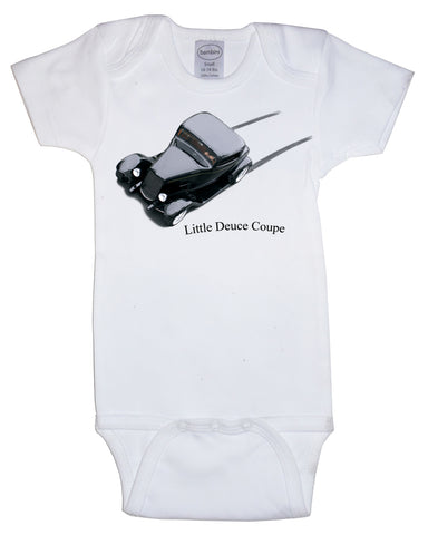 Little Deuce Coupe Onesie