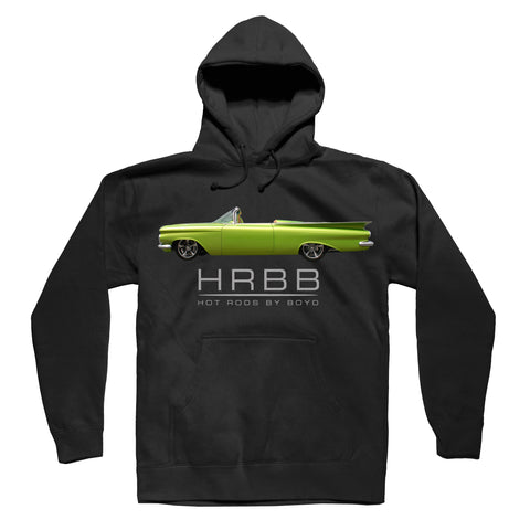 HRBB Ghetto Princess Pullover Hoodie
