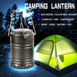 Super Bright 30 LED Camping Lantern - Lightweight Outdoor Portable Lights - Water Resistant Camping Lighting Lamp