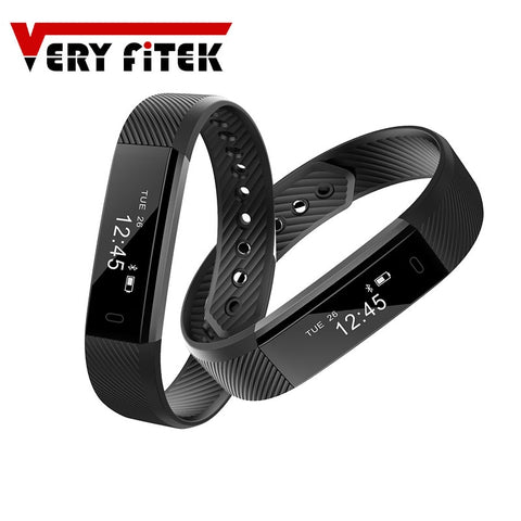 FITEK TK47 Fitness Tracker Smart Wristband Bluetooth 4.0 & Sleep Monitor -  Sport Bracelet Smart Band For iOS Android Pk - Fit Bit mi Band 2