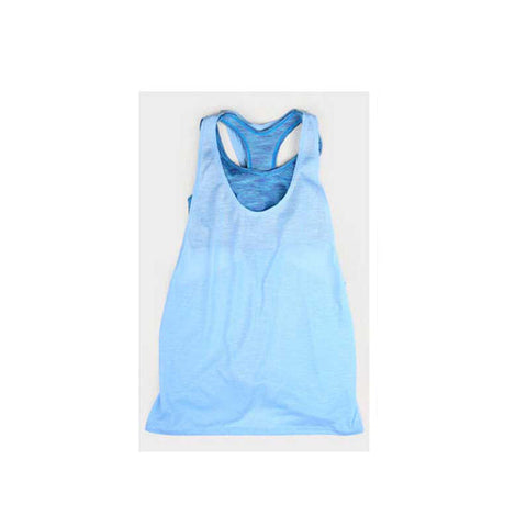 Women Sports Tank + Bra - T-Shirt Workout Vest Fitness Training, Sportswear