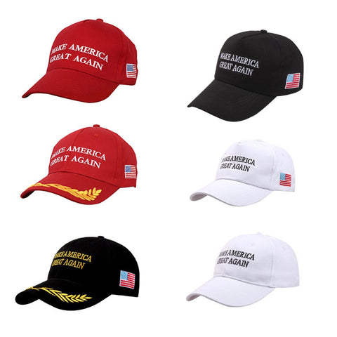 Make America Great Again Hat - Donald Trump Adjustable Cap