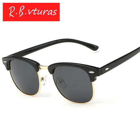 Aviator Rayed Hot sunglasses UV400 - Clubmastered Eyewear
