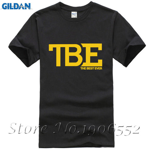 TMT Gold TBE Men's T-Shirt Short Sleeve - The Money Team
