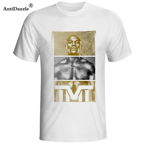 The Money Team Floyd Mayweather Emblem TMT Shirt