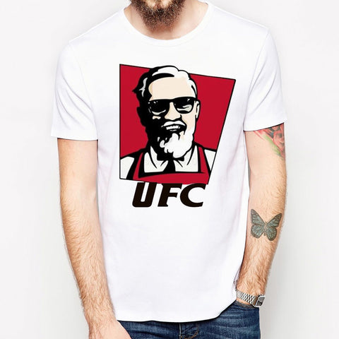 Conor McGregor Notorious Men's T-Shirt Short Sleeve - MMA UFC