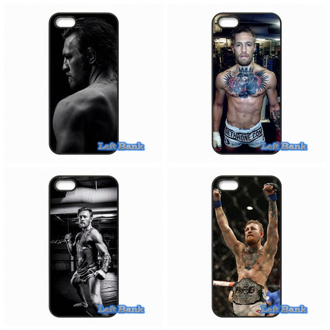Conor McGregor Cell Phone Case For Samsung Galaxy 2015 2016 J1 J2 J3 J5 J7 A3 A5 A7 A8 A9 Pro