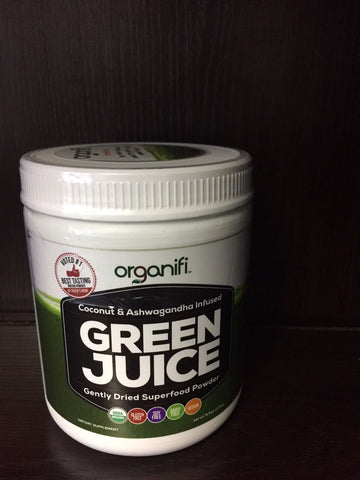 Organifi GREEN JUICE Super Food Powder 30 Days Supply Free Shipping EXP 11/19