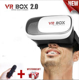 VR BOX 2 - Virtual Reality Headset / Glasses For Smartphone +Bluetooth Controller