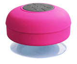 LONGET Mini Wireless Waterproof Shower Speakers - Bluetooth Speaker Portable for Phone MP3 Bluetooth Receiver Car Speaker