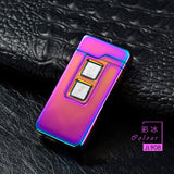 Tesla Coil Arc Lighter - USB Chargeable, Windproof Electronic Cigarette Lighters -  Novelty Electric Lighter