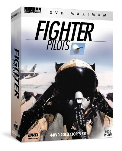 Fighter Pilots (4 DVD's)