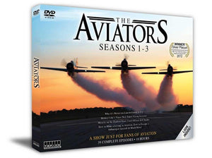 Aviators: Seasons 1-3  Double Wide SBS Set