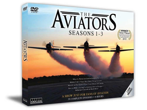 Aviators: Seasons 1-3  Double Wide SBS