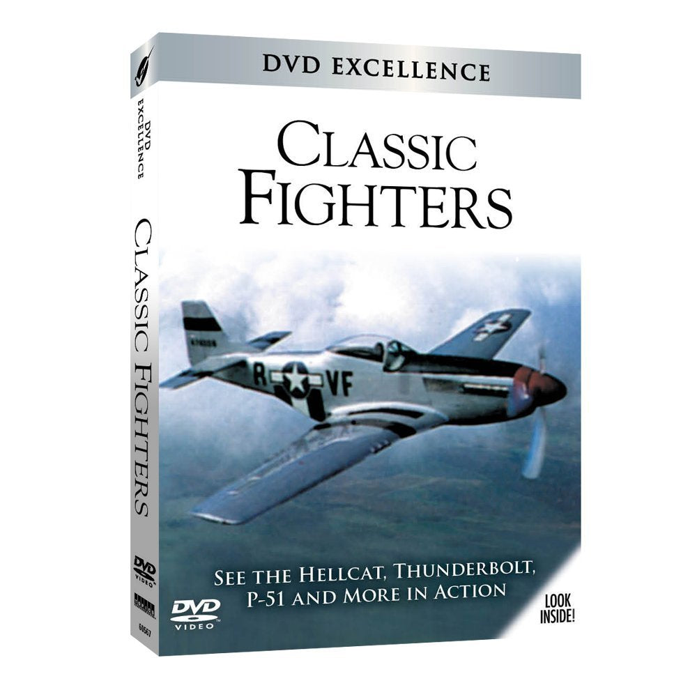 Classic Fighters (1 DVD)