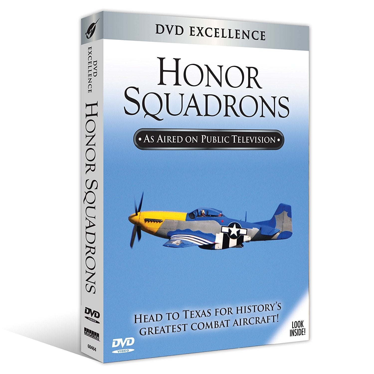 Honor Squadron of Texas (1 DVD)
