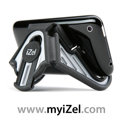 iZel Black and Grey