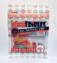 Gummies Hemp CBD - Pucker People/Sour Bears - 2 sizes