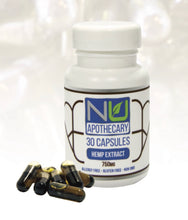 Hemp Extract Full Spectrum CBD - Capsules