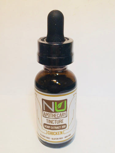 Hemp Extract Full Spectrum CBD Tincture - Pet