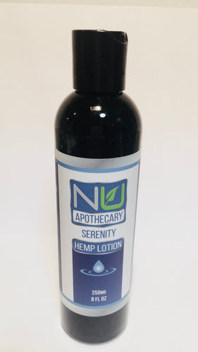 Hemp Extract lotion CBD 250 mg