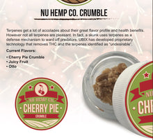 Hemp Crumble