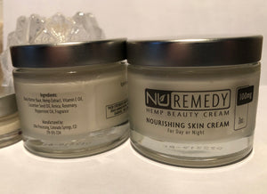 Hemp Beauty Skin Cream - 100 mg