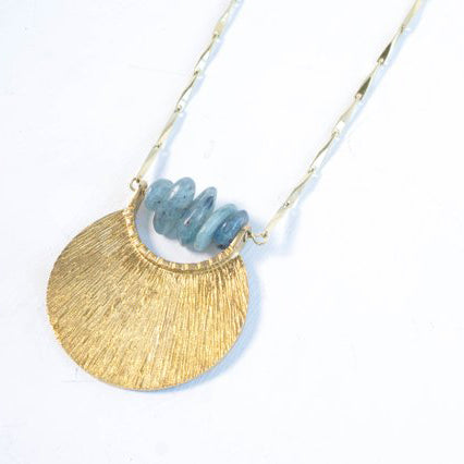 Cleo Kyanite Necklace