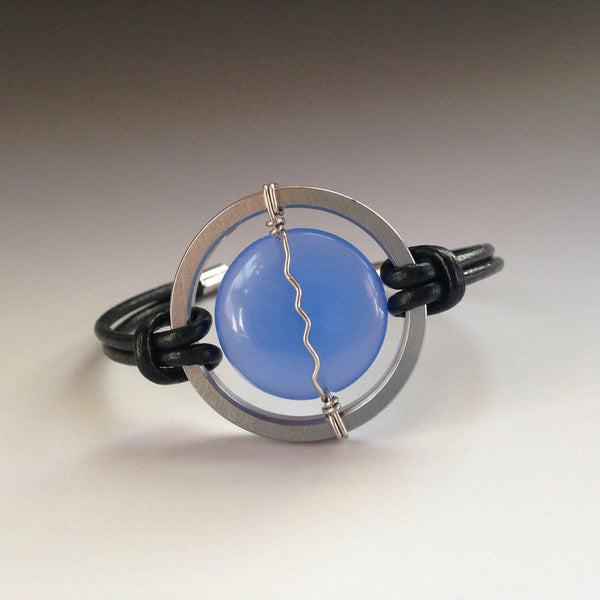 Divine Timing Watch - Chalcedony