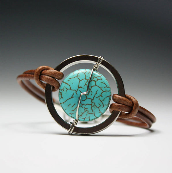 Divine Timing Watch - Turquoise