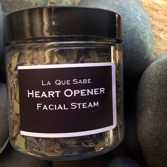 Heart Opener Face Steam/Herbal Bath Steam