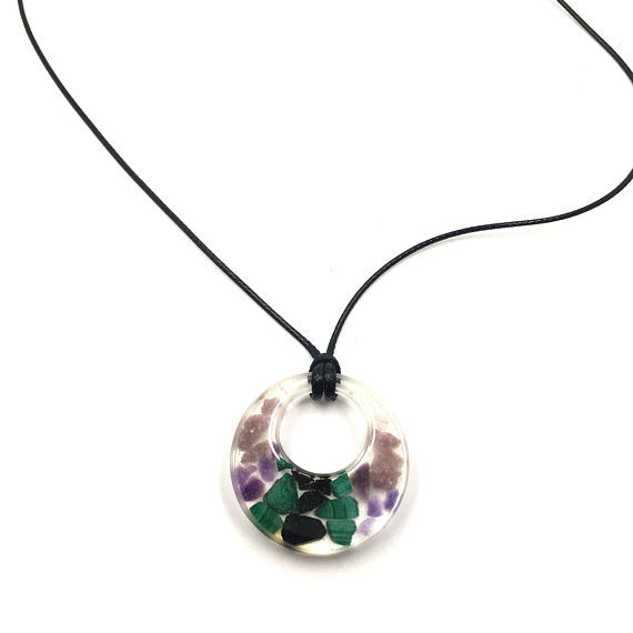 Mary Empath Protection Necklace