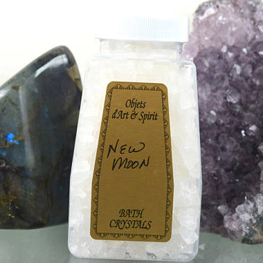 New Moon Bath Crystals